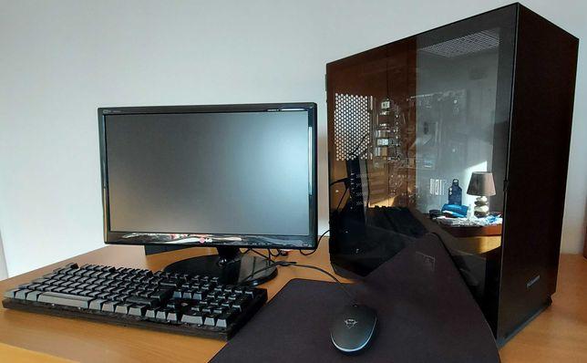 Computador | PC | Monitor | Teclado | Rato | MousePad