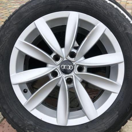 Audi VW shkoda R16 5x112 диски титани титаны