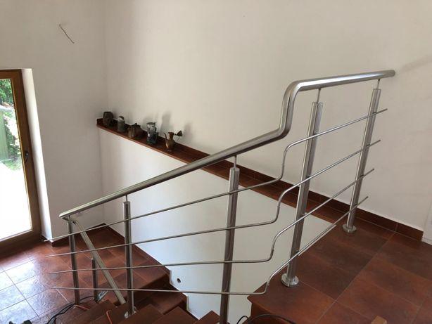 Balustrady balkonowe schodowe najtaniej 220 zł za jeden metr faktura