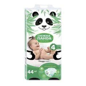 Памперсы снежная панда 4