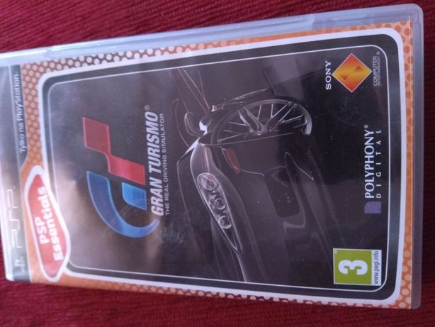 Gran Turismo Gra na PSP