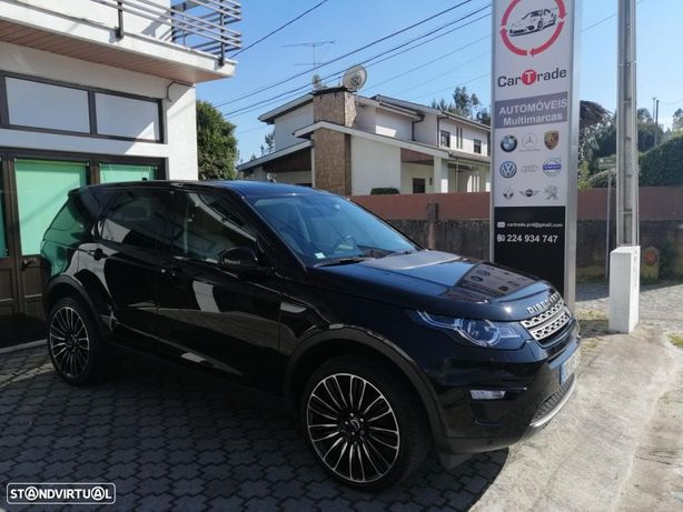 Land Rover Discovery Sport 2.0 ED4 HSE LUXURY 150CV