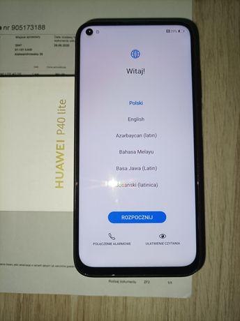 Huawei P40 lite na gwarancji