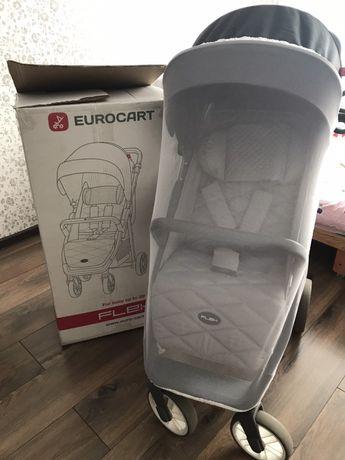 Прогулочная коляска Euro-Cart Flex Anthracite