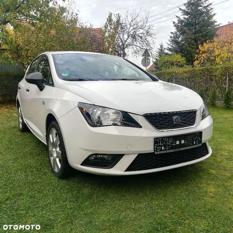 Seat Ibiza J IV lift 2013r. 1.4 benzyna 85KM 5 drzwiowy