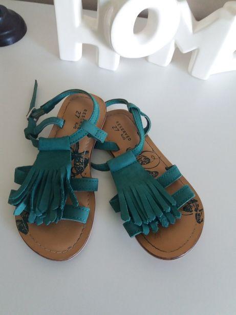 Sandałki Reserved jak nowe