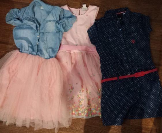 Платья для девочки 9-11 лет guess, Lc Waikiki