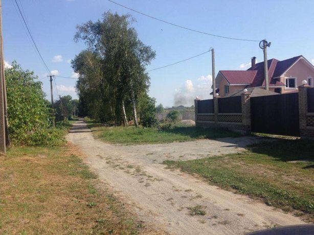 Земельна ділянка Макарівський р-н. с. Фасова, вул. Хуторна