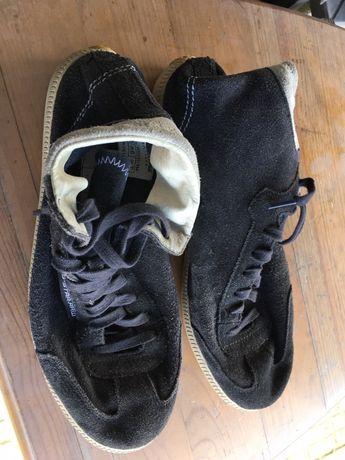 Par de sapatilhas G Star azuis