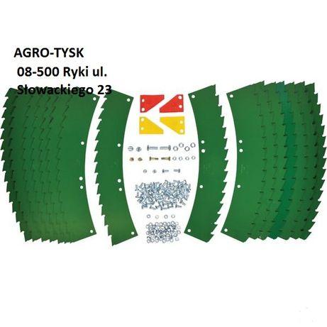 Zestaw komplet noży KEMPER M3000 C3000 MWS