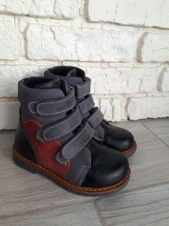 Продам демисезонні ортопедичні ботинки