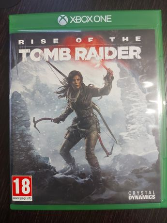 Rise of Tomb Raider Xbox one/ Series X