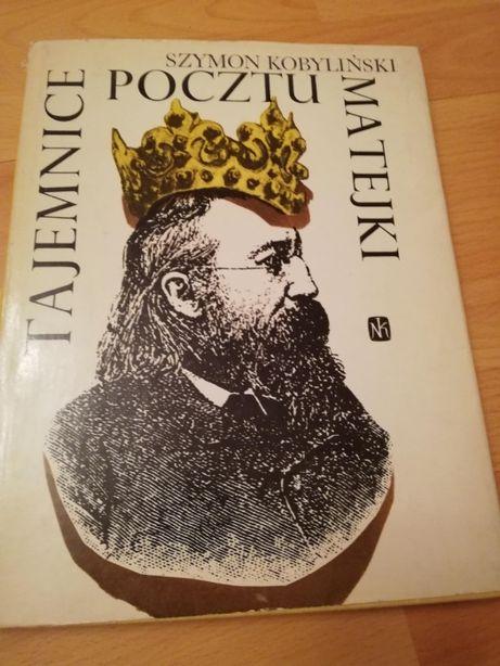 Szymon Kobyliński - Tajemnice Pocztu Matejki, Nasza Księgarnia