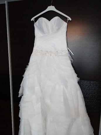 Suknia ślubna rozm.36-38