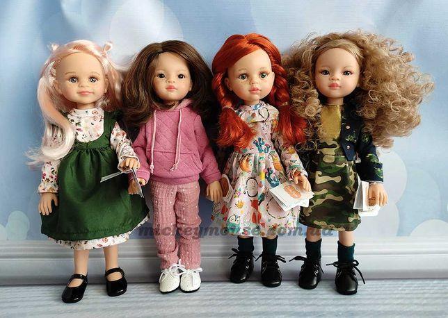 Кукла Паола Рейна шарнирная 32 см Paola Reina 04850 04851 04852 04853