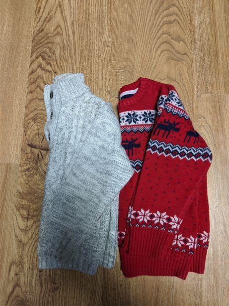 Продам свитера новогодний и теплый