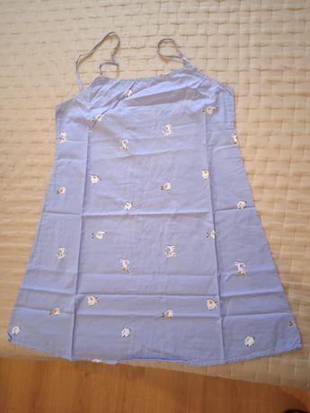 Camisa de noite de verão