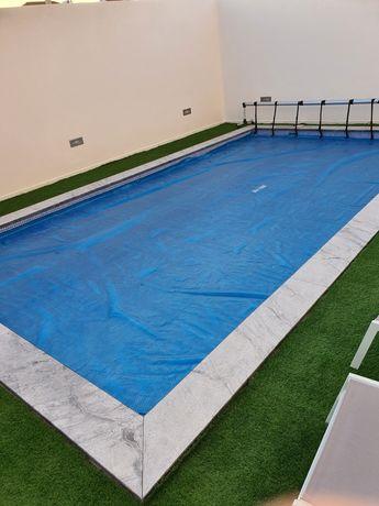 Cobertura piscina intex