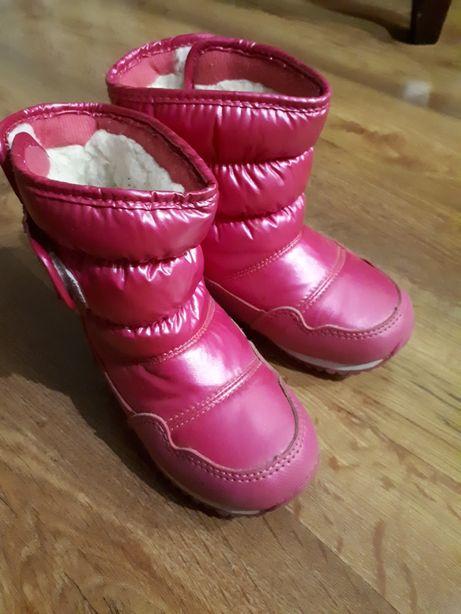 Зимние сапоги для девочки Tom.m