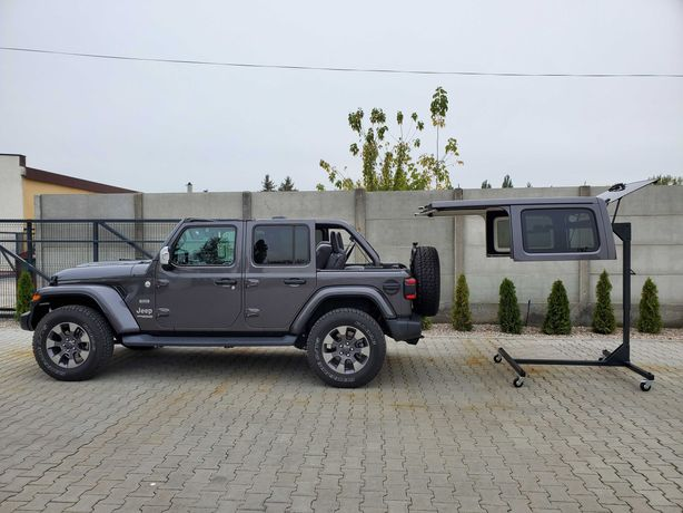 Jeep Wrangler podnosnik dachu