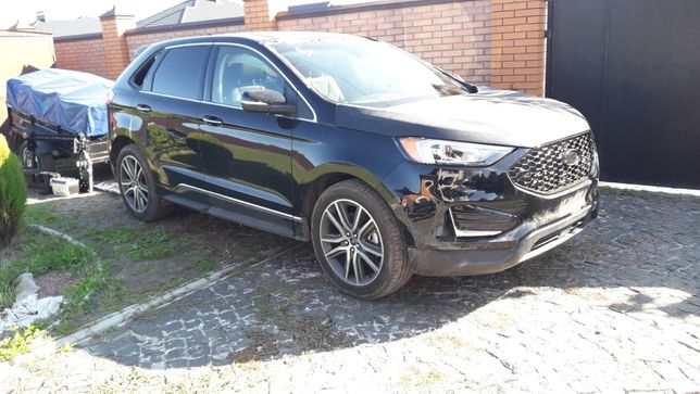 Ford edge , едж , форд ейдж , рестайл , на розборке, разборка ,рестайл