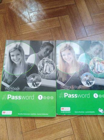 Password 1 zeszyt ćwiczeń i podręcznik