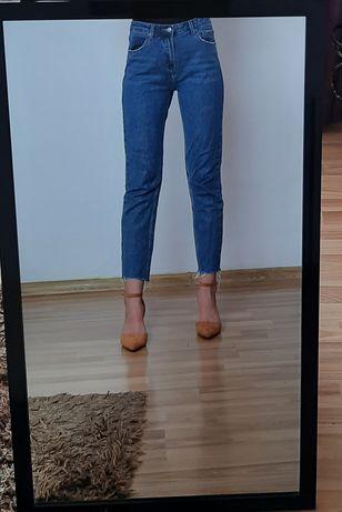 Spodnie mom fit tally waijl