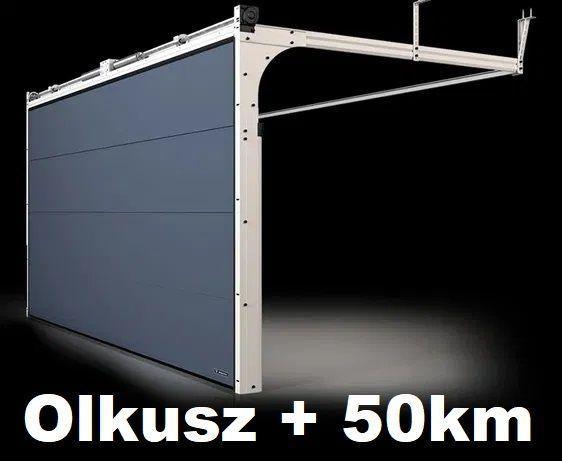 SERWIS/MONTAŻ BRAM garażowych, napędów (Wiśniowski, Hormann itp.)