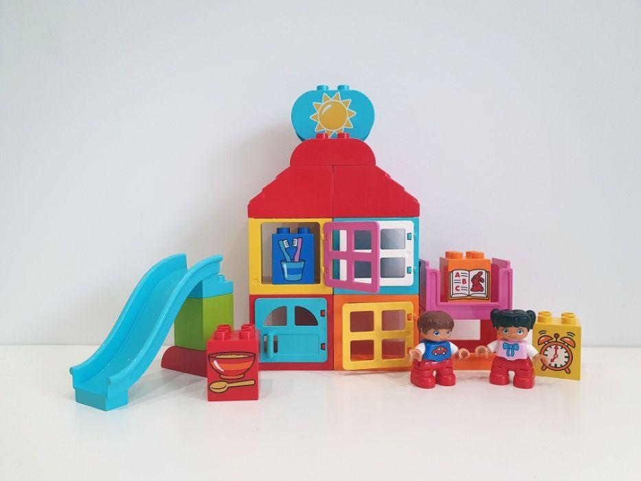 Lego DUPLO 10616 mój pierwszy domek, okno, łóżko, klocki Szczecin - image 1