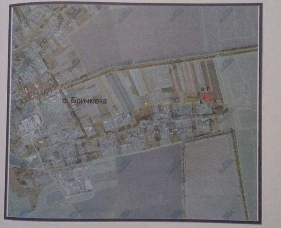 Продам земельну ділянку в Бричківці
