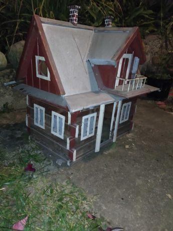 Karmnik dla ptaków budka domek dla jeża wiewiórki drewniany