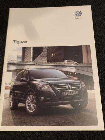 Prospekt Volkswagen Tiguan
