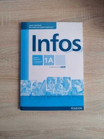 Infos 1A podręcznik dla nauczyciela