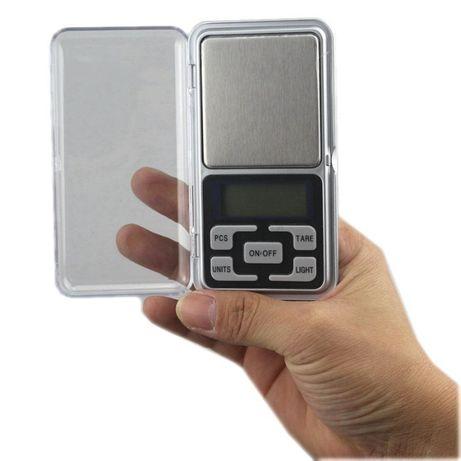 Micro-Balança Digital 500g/0.01g Portes Incluídos