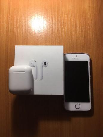 Продам/обміняю Iphone SE