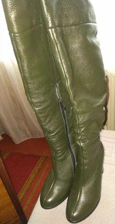 Сапоги, ботфорты, ботинки, кроссовки зимние