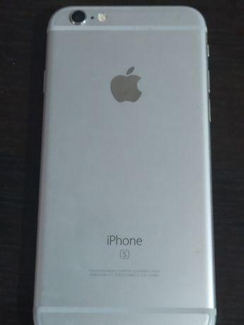 Срочно ! Iphone 6s / 16 ( новая батарея)+ чехол