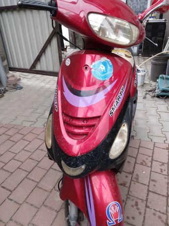 skuter-motorower