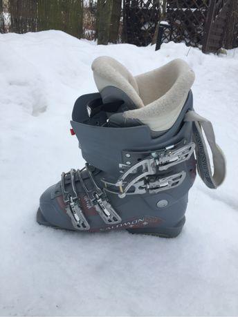 Buty narciarskie salomon damskie rozmiar 25