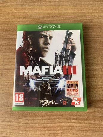диск mafia 3 для xbox one