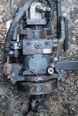 Pompa hydrauliczna napędu dźwigu