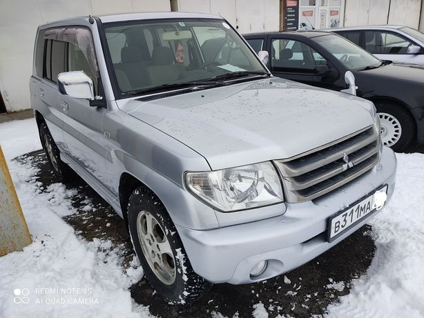 Продам Mitsubishi Padgero IO