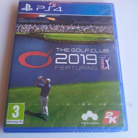 Ps4 the golf club 2019 featuring