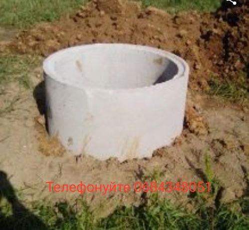 Копання криниць, каналізацій, траншей
