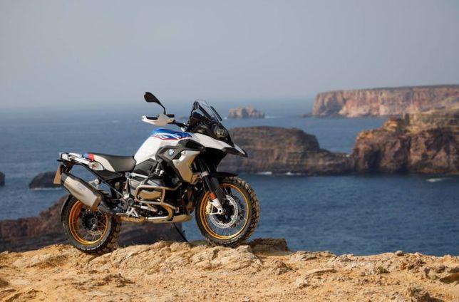 Wynajem motocykli BMW R1250 GS, wypożyczalnia motocykli