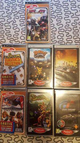 Jogos PSP