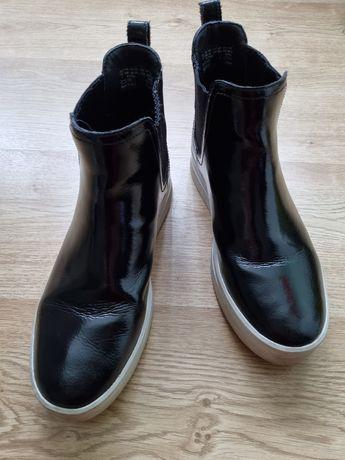 Ботинки осенние, весенние timberland, 40 размер