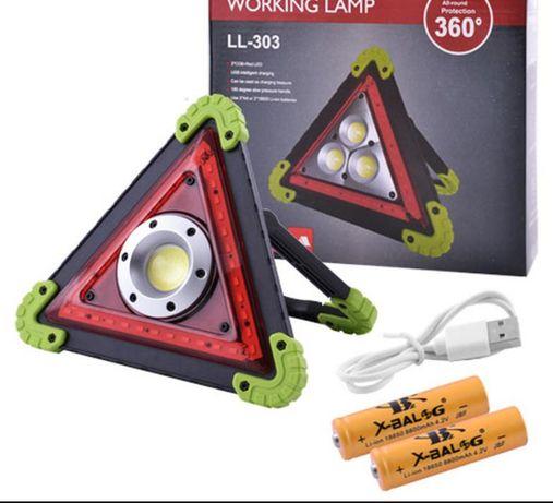 Светодиодный фонарь аварийной остановки