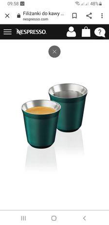 Kubki do kawy Nespresso Lungo