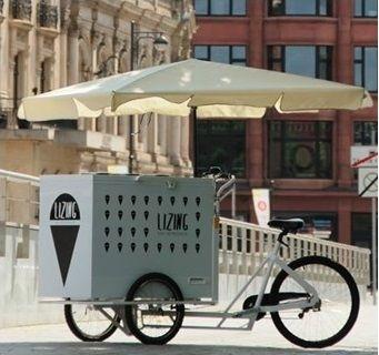 Cargobike - rower transportowy - riksza